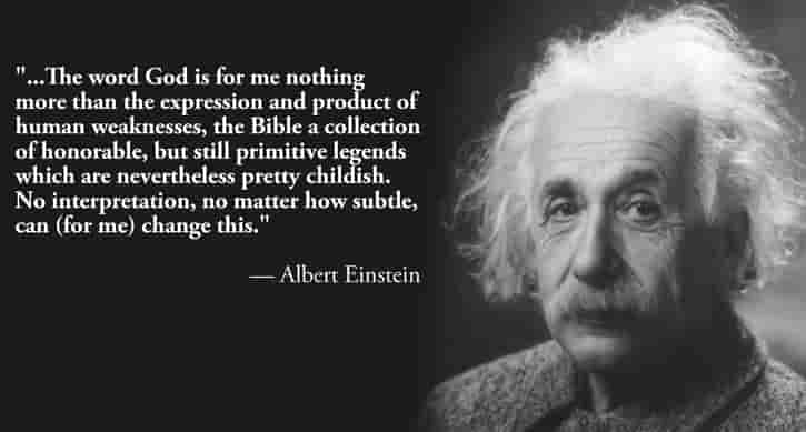 Albert Einstein's single most famous letter on God, his Jewish identity, and man's eternal search for meaning was written on 3 January 1954. This private, remarkably candid letter was addressed to Eric Gutkind